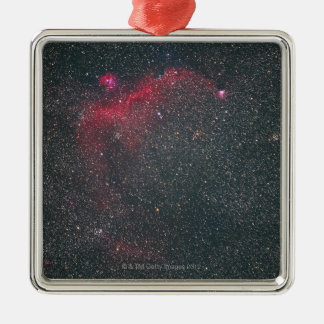 Nebulas Christmas Ornament