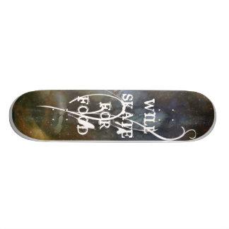 NebulaVine Skateboard