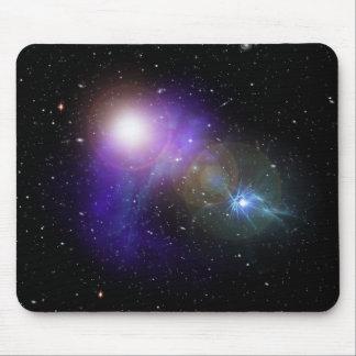 Nebulous Sky Mouse Pad