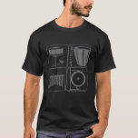 NEC Percussion T-Shirt  (Male)