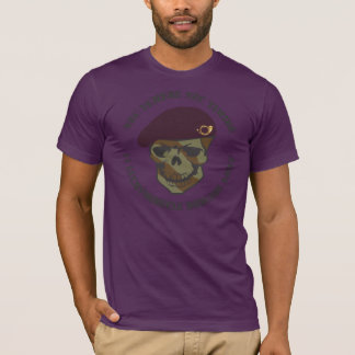Nec Temere Nec timid one whisk hunters AASLT T-Shirt