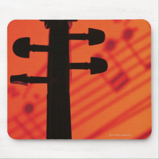 Neck of Violin Mouse Mat