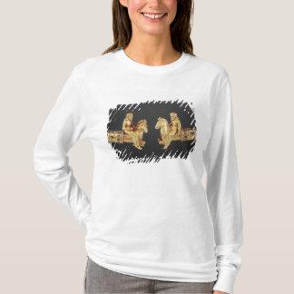 Neck ring in the form of Scythian horsemen T-Shirt