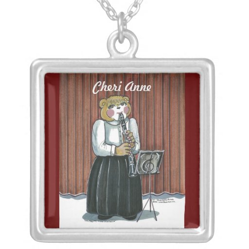 Necklace a for a Clarinet Player