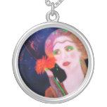 Necklace `` Autumn Night´´ Halskette