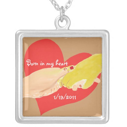 Necklace, Born In My Heart