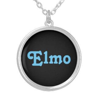 Necklace Elmo