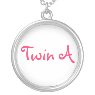 Necklace for twins