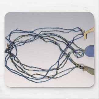 Necklace, found on a mummy mouse mat