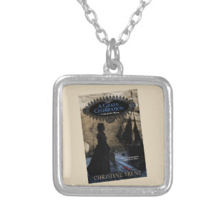 Necklace, Lady of Ashes, Grave Celebration Silver Plated Necklace