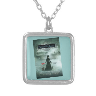 Necklace, Lady of Ashes, Mourning Bells Silver Plated Necklace