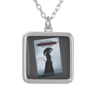Necklace, Lady of Ashes Silver Plated Necklace