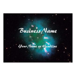 Necklace Nebula Hubble Space Business Cards