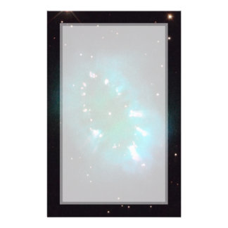Necklace Nebula (Hubble Telescope) Full Color Flyer