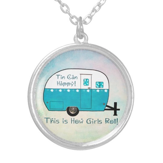 NECKLACE | Retro Camper