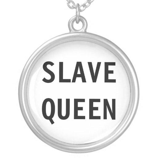 Necklace Slave Queen