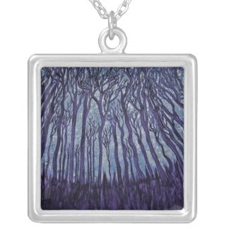 Necklace -Stardust Forest