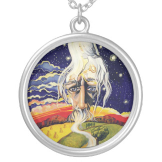 """Necklace """"The key to enlightenment"""" by Agni Kama"""