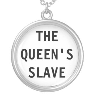 Necklace The Queen's Slave