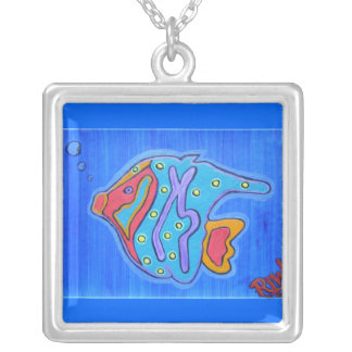 Necklace -Tropical Fish