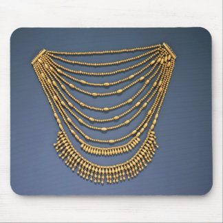 Necklace with bells mouse mat