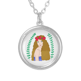 Necklace woman