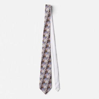 Necktie 2 of cherry tree bloom