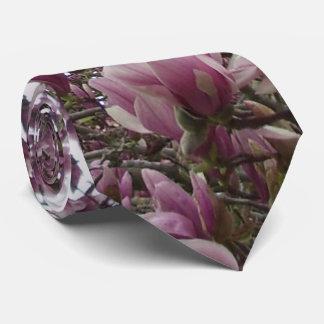 Necktie - Saucer Magnolia