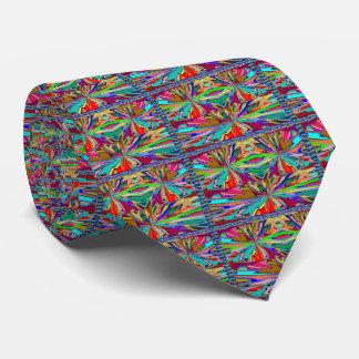 Necktie tie FUNKY Graphics Deco Art Gifts Festival