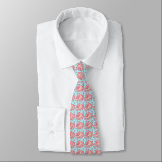 Necktie with Octopus