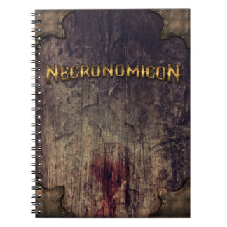 Necronomicon the Book of the Dead Notebook
