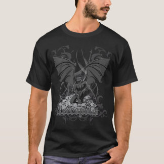 Necropolis Guardian Gargoyle T-Shirt