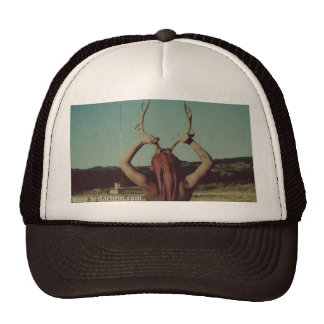 "Nectarvein ""Grab Life By The Antlers"" Cap"