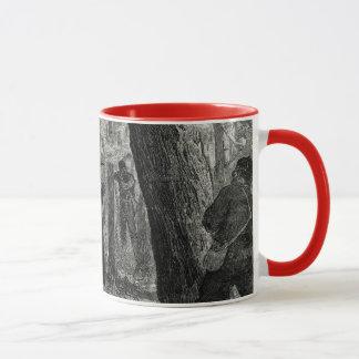 Ned Kelly at Bay Mug
