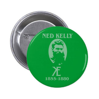 Ned Kelly Design Buttons
