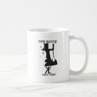 Ned Kelly Helmet Coffee Mug