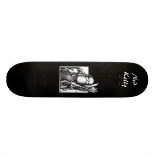 Ned Kelly Skateboard