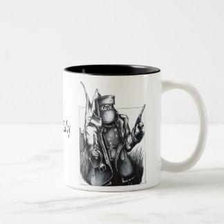 Ned Kelly Two-Tone Mug