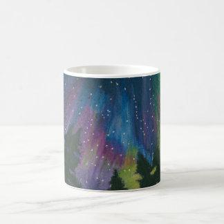 Neda Nashu Aurora Borealis Coffee Mug