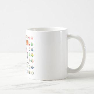 Nederland 2010 mugs