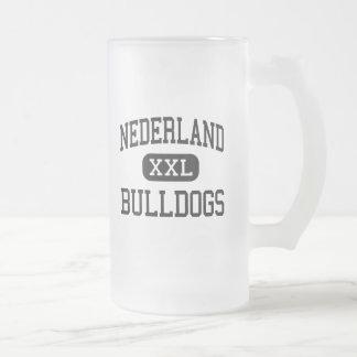 Nederland - Bulldogs - High - Nederland Texas Coffee Mug