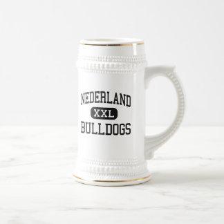 Nederland - Bulldogs - High - Nederland Texas Mugs
