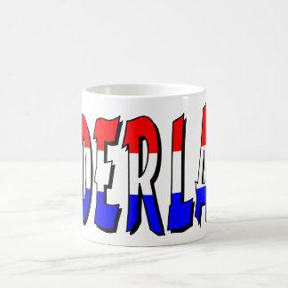 Nederland Coffee Mug