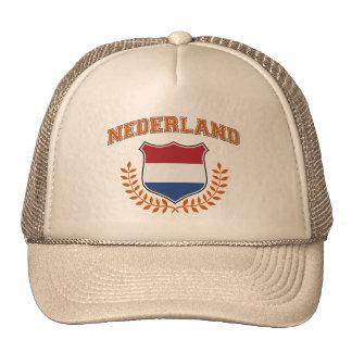 Nederland Mesh Hat