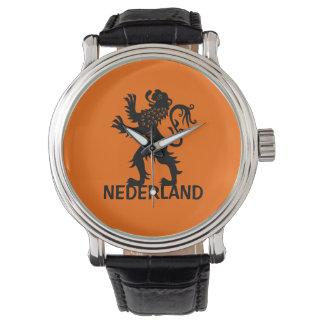 Nederland Lion Watch