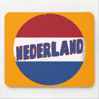 Nederland Mouse Pad