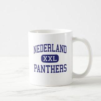 Nederland - Panthers - Middle - Nederland Colorado Mugs