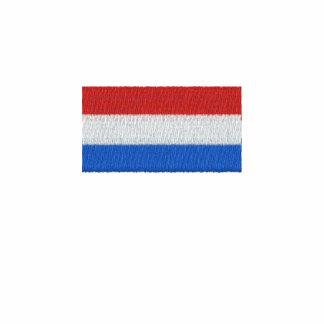 Nederlandse Vlag T-shirt - Hup Holland Hup