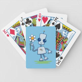 Ned's Flower Poker Deck
