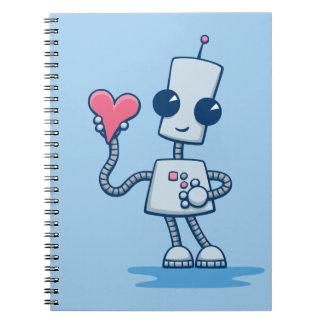Ned's Heart Notebook